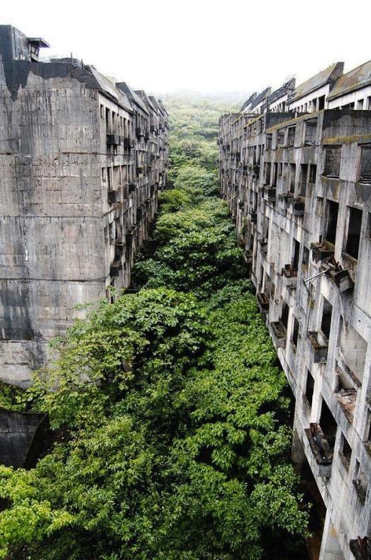 Abandoned city of Keelung, Taiwan - Imgur